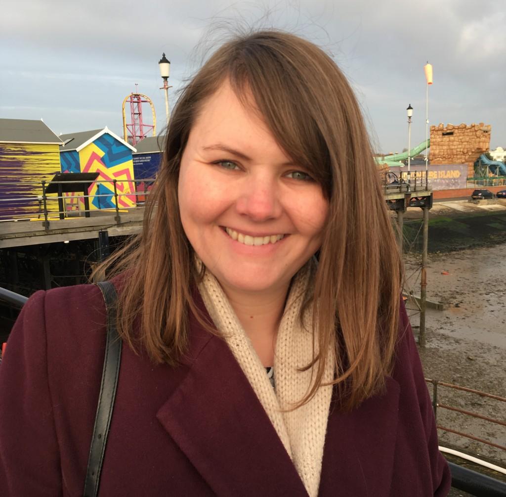 Helen Willingham - Essex Sea Watch's Regional Coordinator