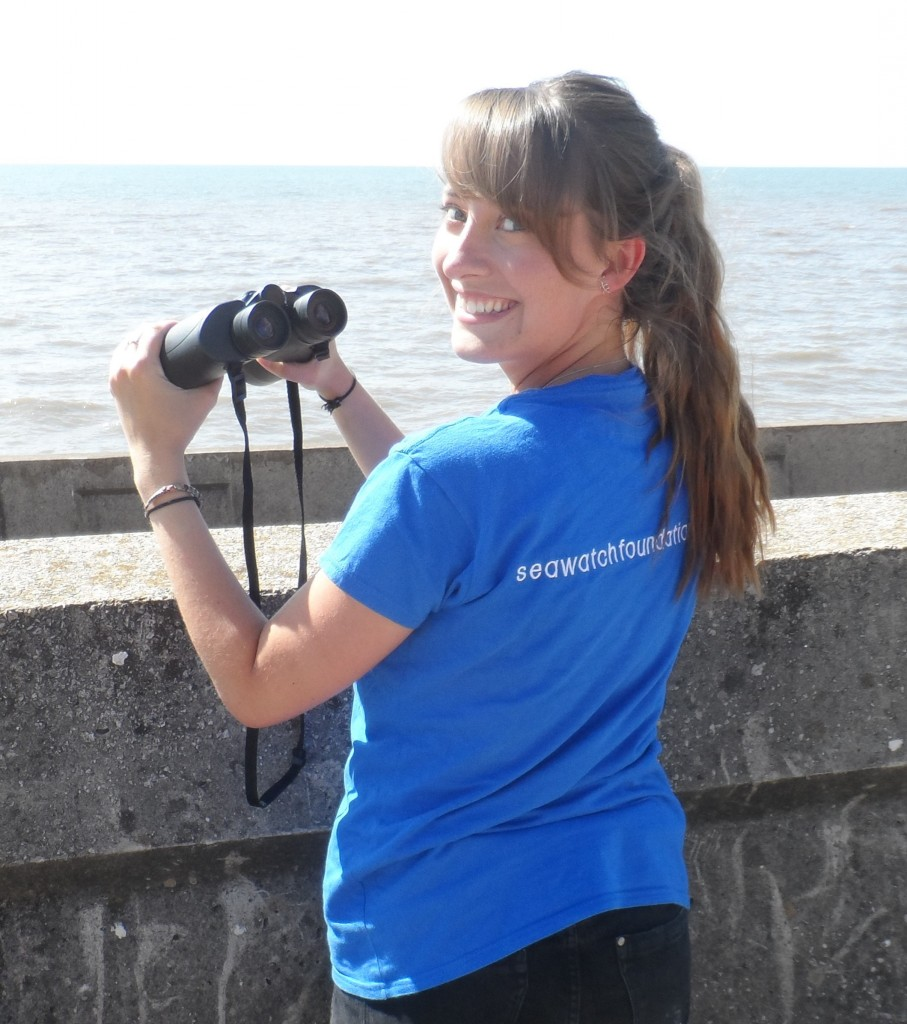 Stacey McCarthy - Sea Watch's New Regional Coordinator for South Devon