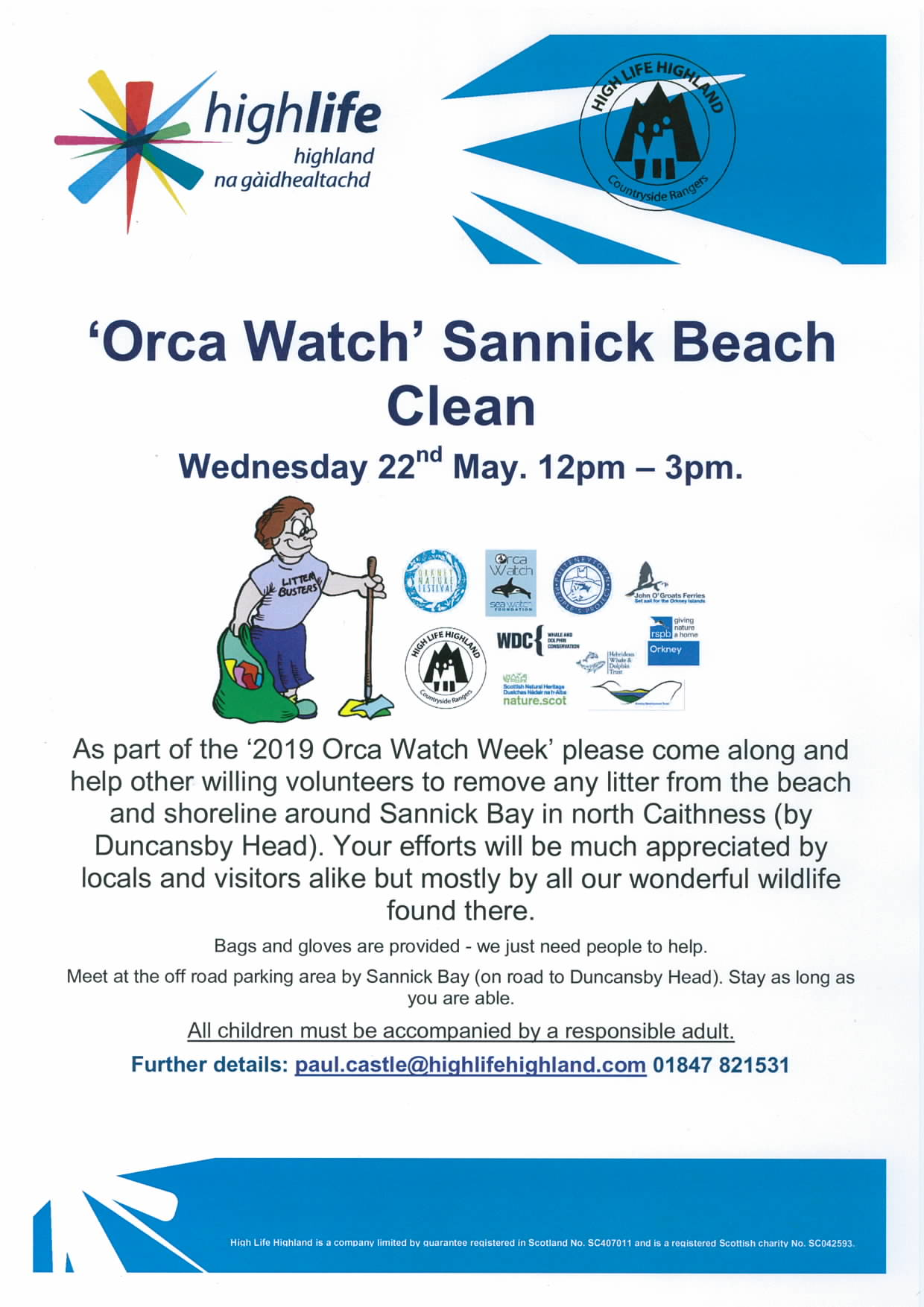 Sannick Bay Beach Clean