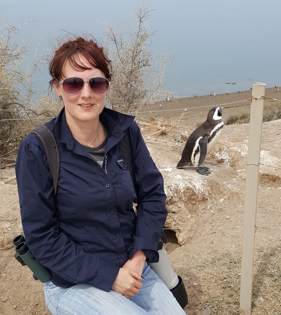Emma Naeve-Wells – Orkney Sea Watch's Regional Coordinator