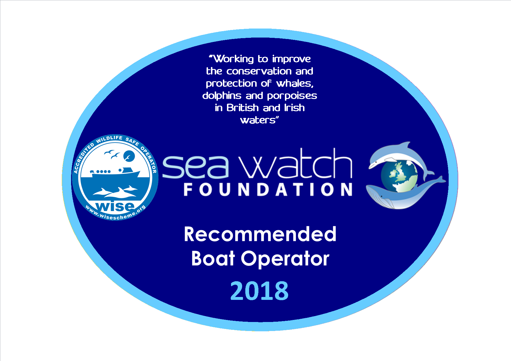 Recommended Boat Operator Logo 2018