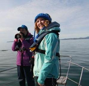 chiara seawatch boat trip