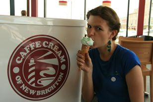 REgional Coordinator dolphin friendly ice cream