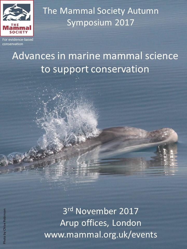 Autumn Symposium poster