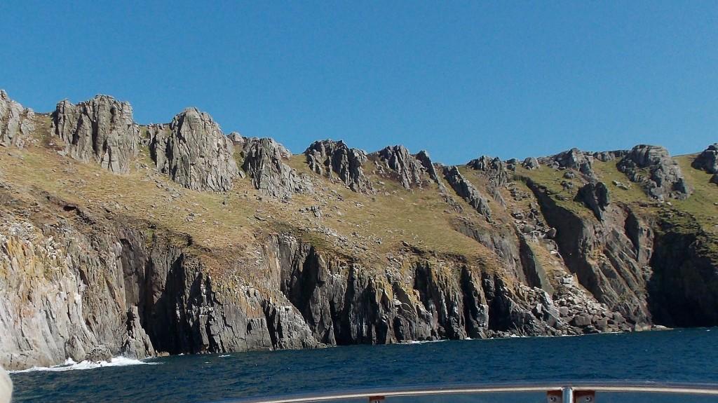 Boat Trip. Photo credit: Sharron and Chris Blackmore.
