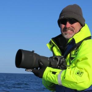 Martin Kitching, Sea Watch Regional Coordinator for NE England