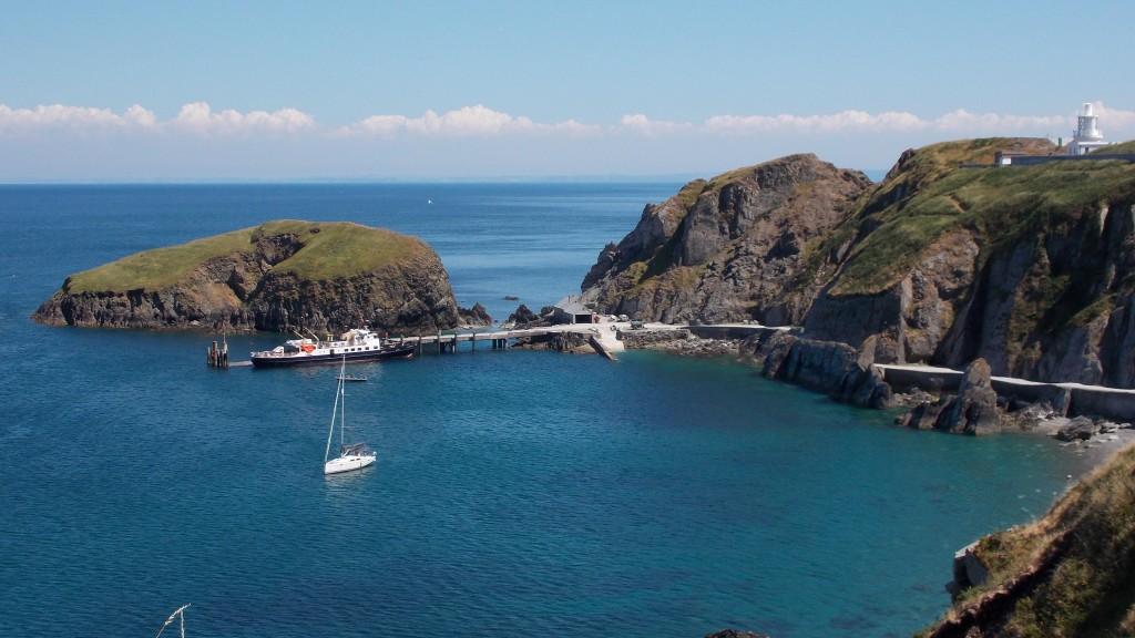Landing Bay. Photo credits: Sharron and Chris Blackmore.